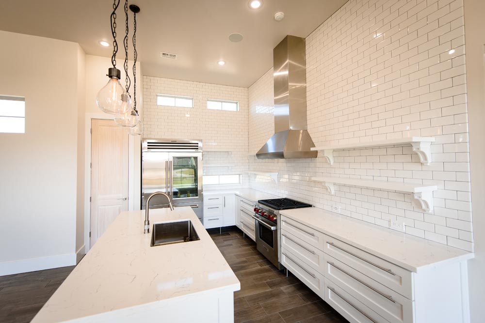 Kitchens Cormier Homes